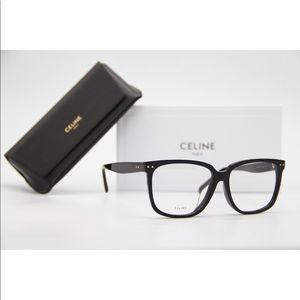 Brand New Eyeglasses Celine CL50020F Square Frame